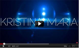 Entrevue avec Kristina Maria