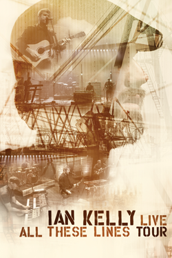 DVD - Ian Kelly Live - All These Lines Tour