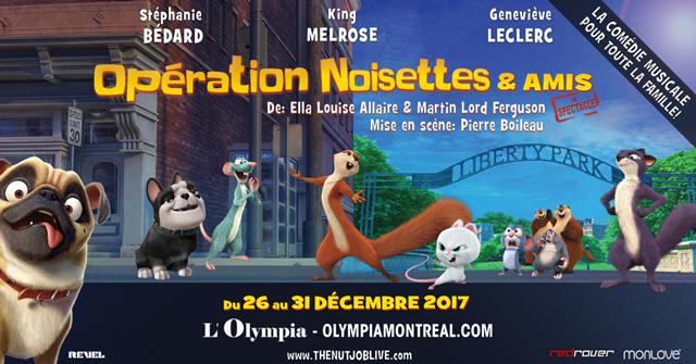 Opération Noisettes & amis