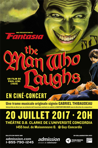 The Man Who Laughs - Fantasia