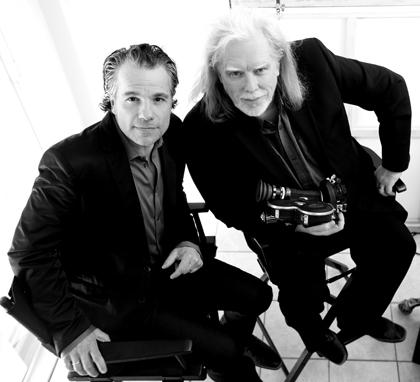 Bruno Pelletier et Guy St-Onge