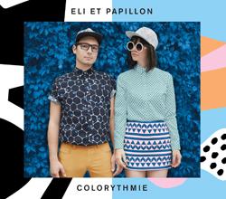 Colorythmie - Eli et Papillon