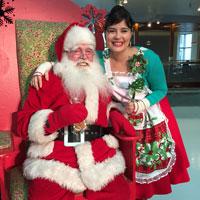 Ari Cui Cui et le Père Noël