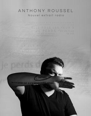 Anthony Roussel - Jamais