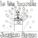 Le très honorable Jonathan Savage