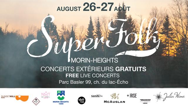 SuperFolk Morin Heights
