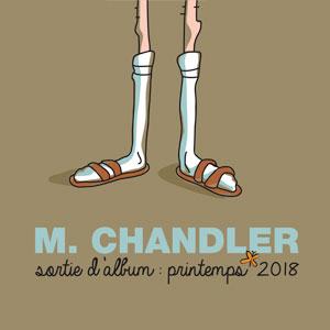 M.Chandler