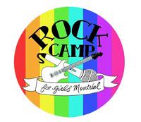 Camp rock pour filles et jeunes de genre non-conforme de Montréal