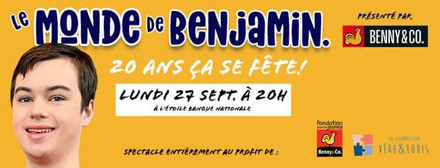 Le monde de Benjamin